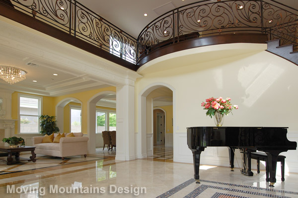 Eksterior interior design home home entrance designs for Home entrance design