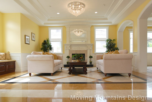 Los Angeles Home Staging - Luxury New Construction Arcadia Home