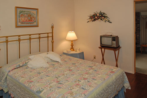 Guest Bedroom Before Home Staging