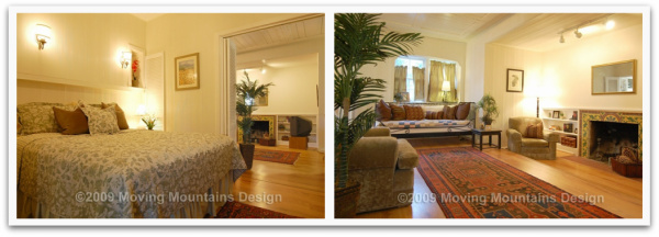 Pasadena house after home staging