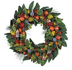 Della Robia Wreath from Ballard Designs