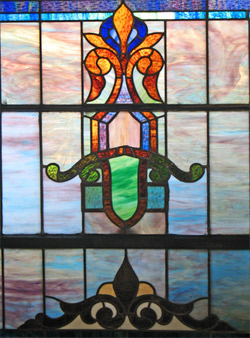 Pasadena Architectural Salvage Stained-Glass