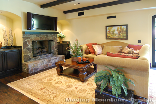 1112 Tower Road Beverly Hills home staging company