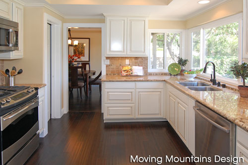 Home Stagers Los Angeles Chatsworth Kitchen after home staging