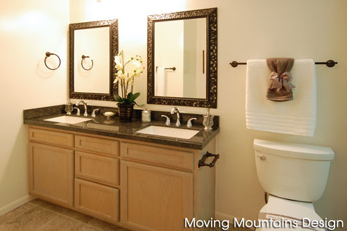 Sierra Madre Master Bath After Staging/Remodel