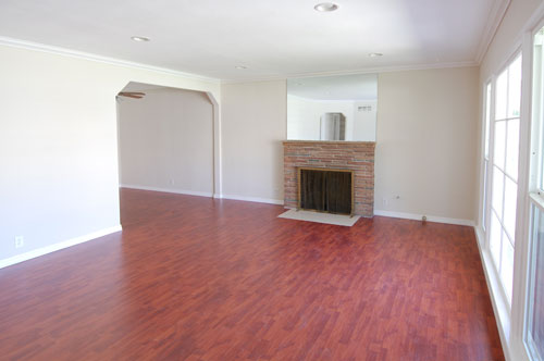Temple City Home Before Staging by Los Angeles home stagers