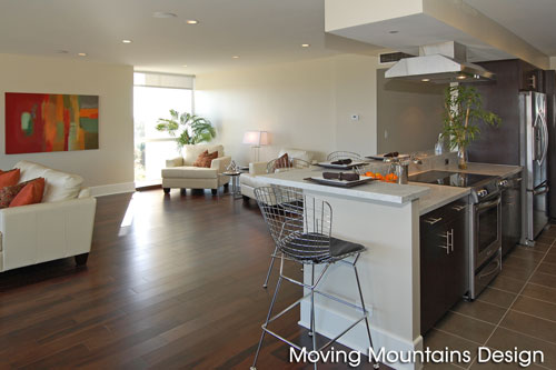 Century City LA home staging