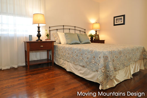 Guest Bedroom After Home Staging